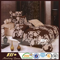 100%cotton 40s 133*100/solid color/queen king size/bedding set for sale