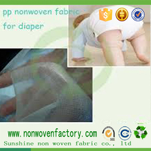 China cheap manufacturer nonwoven fabric, non washable fabric paint,baby safe fabrics