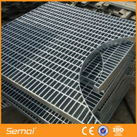Galvanized Steel Bar Grating Specification/Concrete Steel Grating/Press Steel Grating
