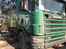 used Scania R380 truck head 2X4,6X4 high quality Tractor truck