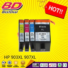 compatible ink cartridge for hp 903xl 907xl with high quality