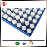 2015 eco-friendly plastic PP compartment tray