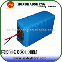 Customize 18650 lithiun ion battery pack 7S3P 25.9V 29.4v 6.9ah li ion Battery