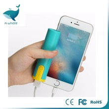 2016 Big Promotions Perfume 2600mAh Power Bank Mobile Charger 2600mAh, Portable Power Bank 2600mAh with CE/RHOS