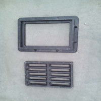 Frp Locking Manhole Cover EN124 Locking