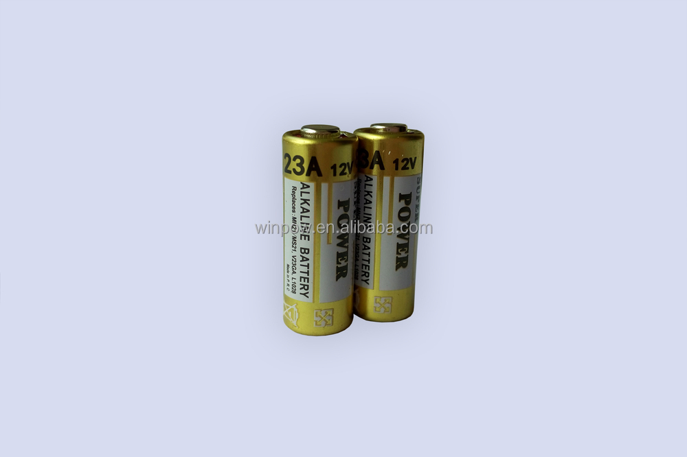 Primary 12volt dry cell battery A23