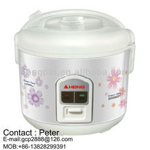 Deluxe Electric Rice Cooker 1000W