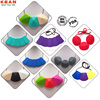 China Manufacturer New Product Silicone 2014 Fashion Jewelry