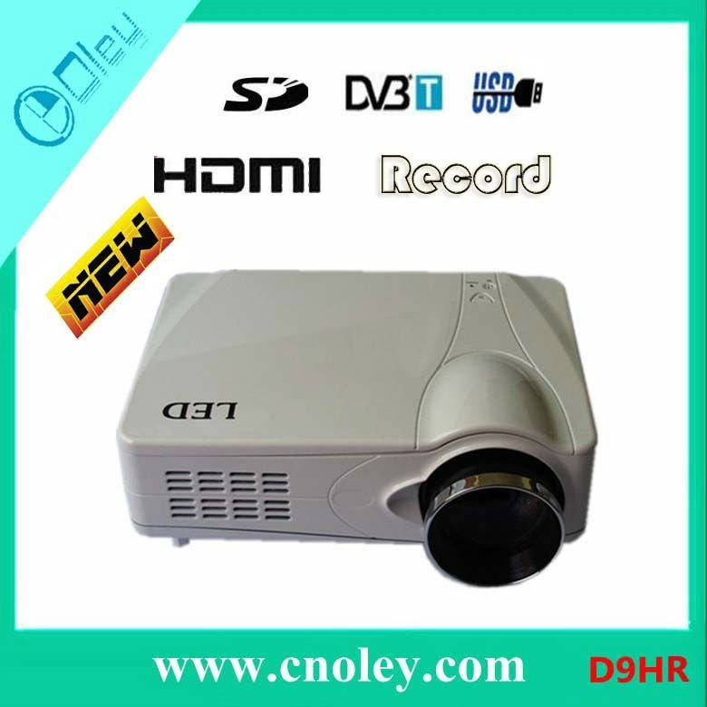 Cheap LED Multi-media Projector 1080p