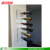 6 holes new design retangular large clear acrylic wine display