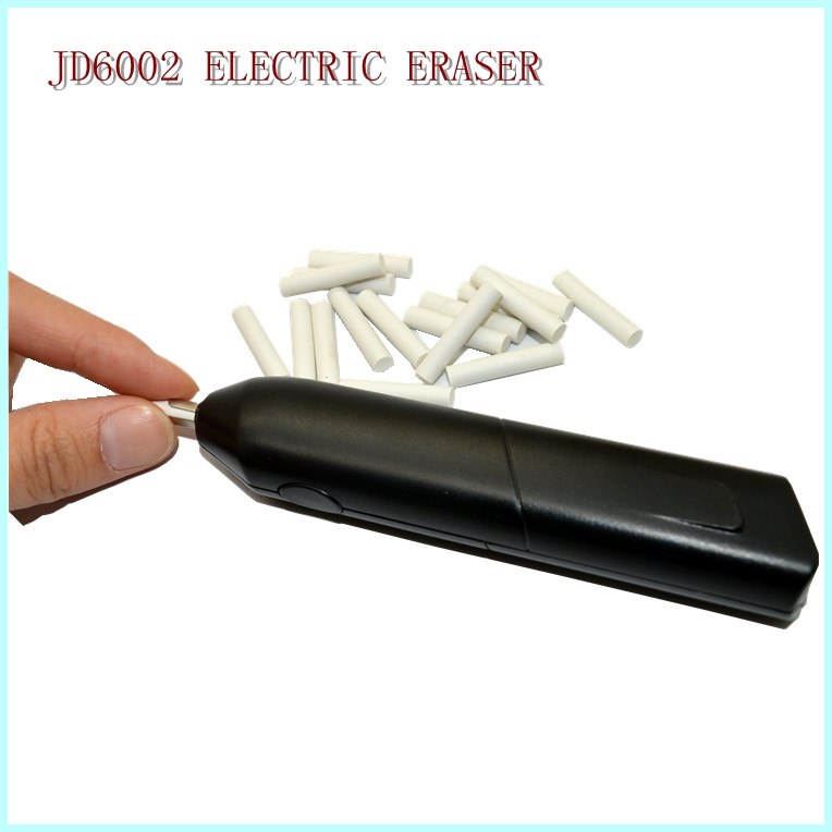 Drawing For Children OEM MOQ 120pcs TPR  and  ABS electric eraser