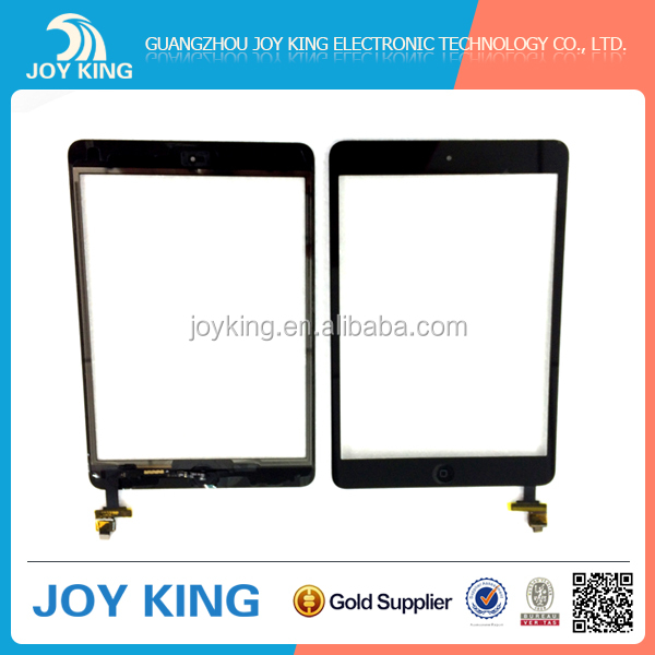 china supplier mobile phone parts touch screen for Ipad Mini lcd panel