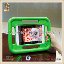 school and family popular case for iPad mini , EVA lightweight shockproof case and cover hot sell in UK