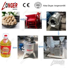 Peanut oil pressing product line/Peanut oil machine