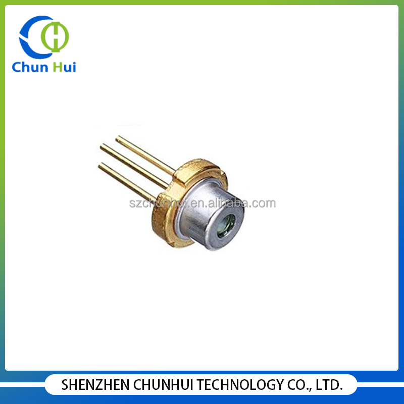 Low power high quality blue laser diode 450nm 80mw for laser beauty