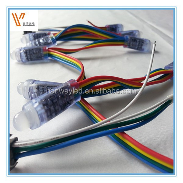 best price 12mm IC ws2811 pixel led lighting rgb