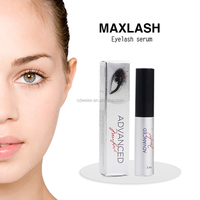 MAXLASH Natural Eyelash Growth Serum (eyelash applicator tool)