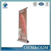 Cheap Price Pop Up Display Metal Floor Stand