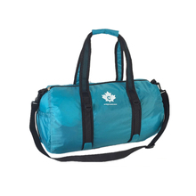 Whlesale ripstop nylon cylinder shape barrel sports gym duffel bag