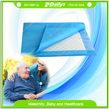 Large size disposable Nursing underpad for rest house nursing home