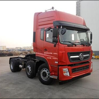 Chinese manufacture 6*2 tractor truck with good quality