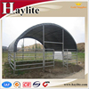 metal structure portable animal shelter