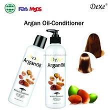 protects against heat natural argan oil conditioner for woman and man