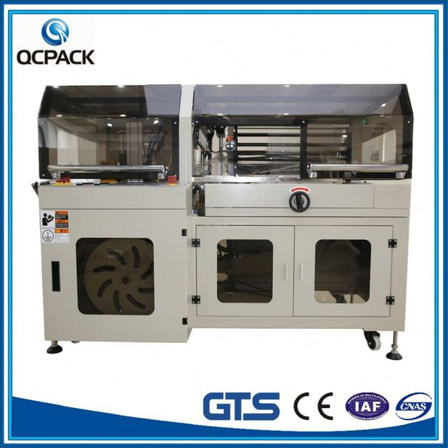 High Speed POF/ BODP Film Cellophane Food Flow Wrappers Shrink Package Machine