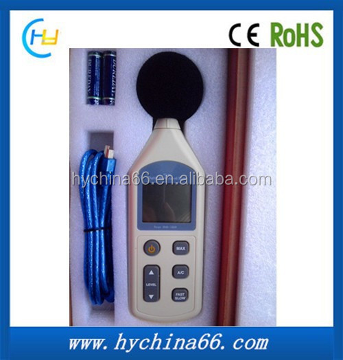 USB WS361CHot Sell Digital Sound Noise Level Meter decibel meter in dubai-digital sound level meter