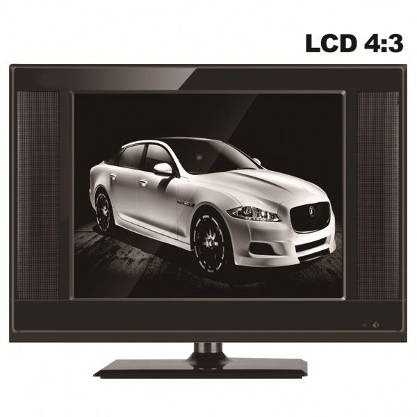"15""LCD TV USB HDMI AV TV MPG4 15 inch computer monitor"