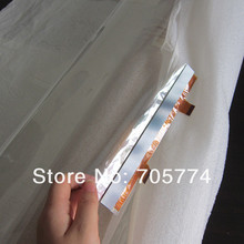 86 inch LCD screen interactive glass wrapping flexible touch foil film