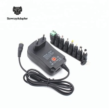 Top quality universal power supply 12v 2a 9v 1a 5v 1a adaptor for tv ac dc charger 30w