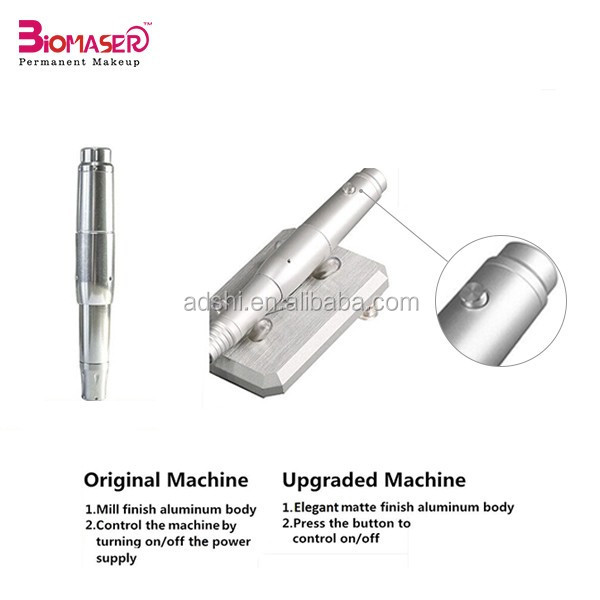 New arrival Bio-Maser Electric Digital Permanent Makeup Touch-screen Tattoo Machine Kit