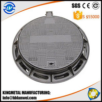 Ductile Cast Iron Anti Theft Manhole Cover