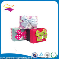 Small Cardboard Paper Box Gift With