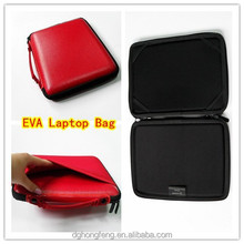 Leather PU Laptop Bag Shockproof EVA computer case