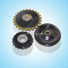 Motorcycle sprocket cam chain guide roller