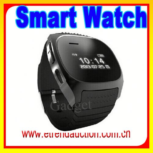 Bluetooth Smart watch With Bluetooth for Cellphones Whatapp/skype/SMS