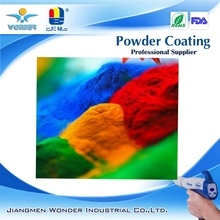 decorative ral powder coating factory