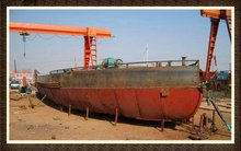 sand transport ship /vessel / barge