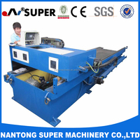 CNC Sheet Aluminium Tongue and Groove Cutting Machine