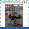 Twin Vertical Bandsaw Sawmill Cutting Log Machine