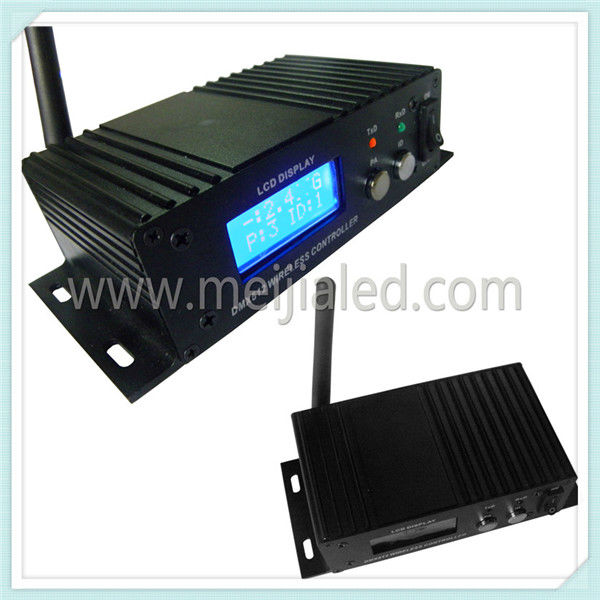 2.4G DMX512 wireless receiver / Wireless DMX512 transmitter