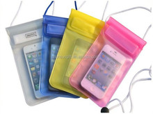 clear pvc waterproof document pouch
