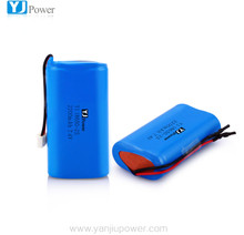 Upgrade 18650 2S1P 7.4V 2200mAh Lithium Ion Battery for Heating Belts