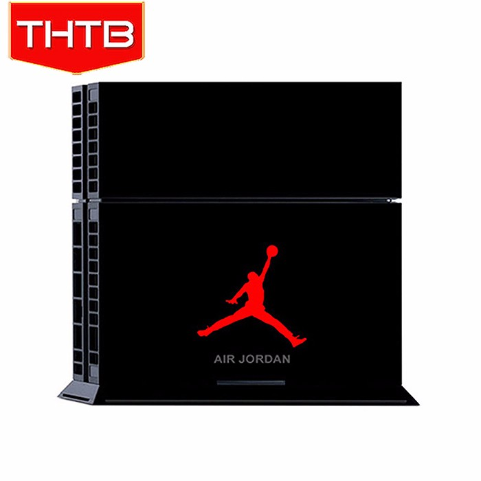 2016 Air Jordon vinyl skin sticker for ps4 controller console decal