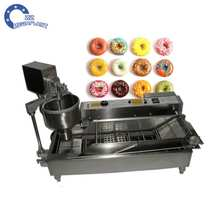 Megaplant price automatic donut hole and donut making press machine
