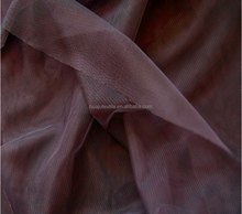 blind vinyl coated woven polyester mesh fabric