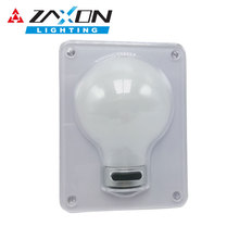 Hot Selling Wall Mountedled Cordless Cob Night Work Light Bulb Shape Led Switch Light