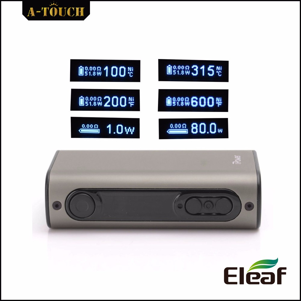 eleaf istick power user manual